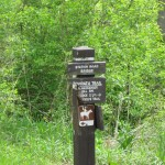 Towpath Trail Sign